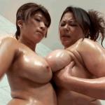 八木あずさ(=櫻井夕樹)爆乳レズ
